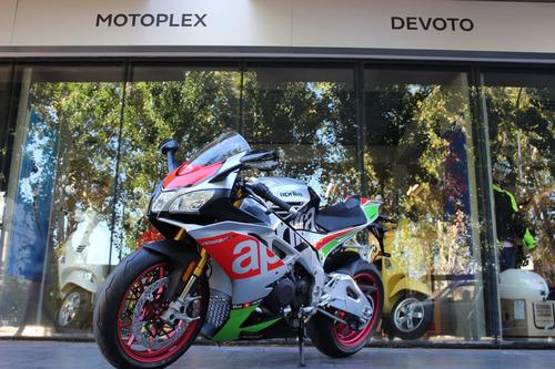 aprilia rsv4 rf 0 km 2017- motoplex devoto