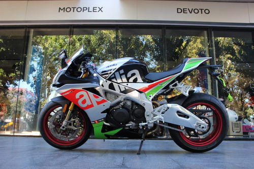 aprilia rsv4 rf moto pista- motoplex devoto