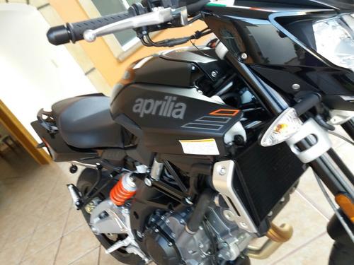 aprilia  shiver 750 como nueva
