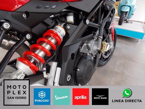 aprilia shiver 750i abs motoplex patentamiento bonificado