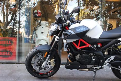 aprilia shiver 900 0 km 2018 - motoplex devoto