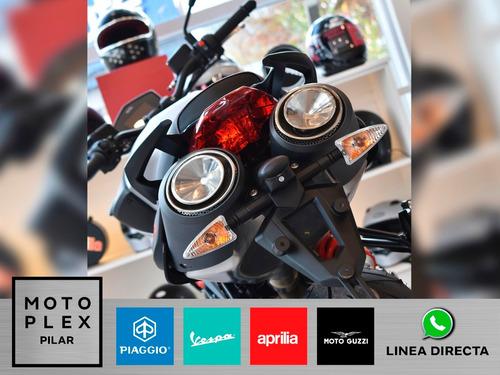 aprilia shiver 900 2018 0km nueva motoplex pilar
