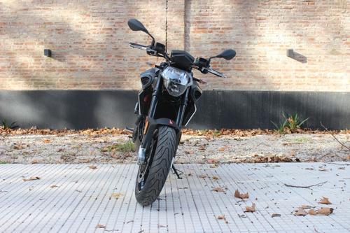 aprilia shiver 900 2020 disponible no kawasaki z650 z900
