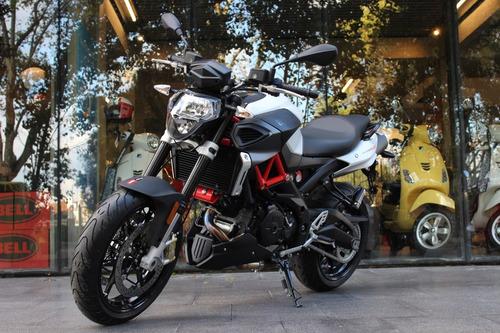 aprilia shiver 900 - motoplex devoto no r nine t no tnt 650