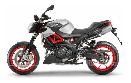 aprilia shiver 900cc 2020 no ducati promo 12 cuotas s/int.