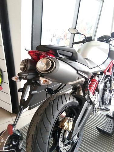 aprilia shiver 900cc-modelo 2020  financiacion en $$$$$$