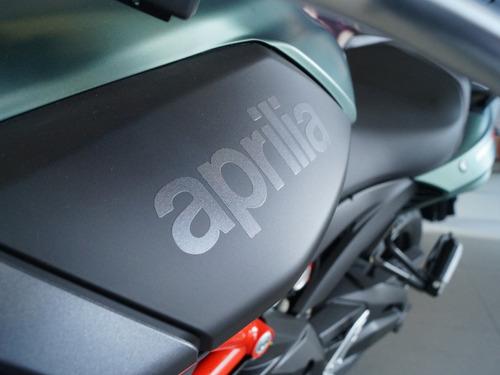aprilia shiver 900cc (new) somos agencia - accesorios gratis