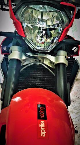 aprilia shiver premium naked bike
