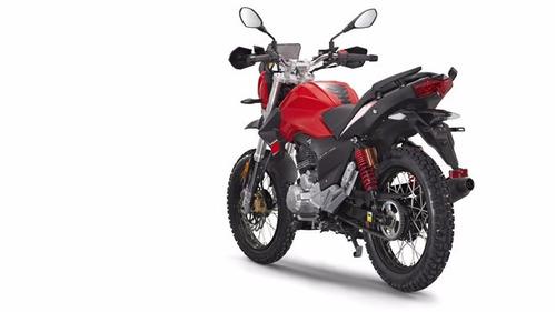 aprilia stx 150cc 0km 2017- w motos san miguel