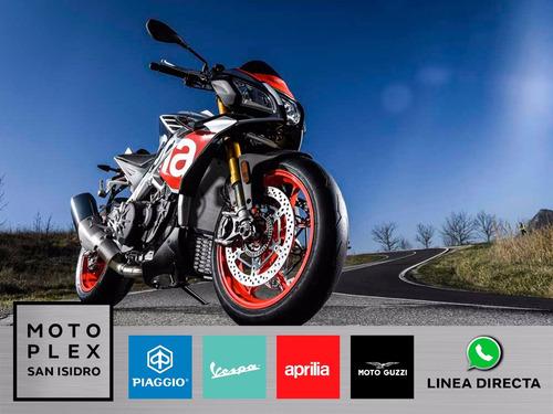 aprilia tuono v4 1100 rf 0km 2017 motoplex san isidro cuotas