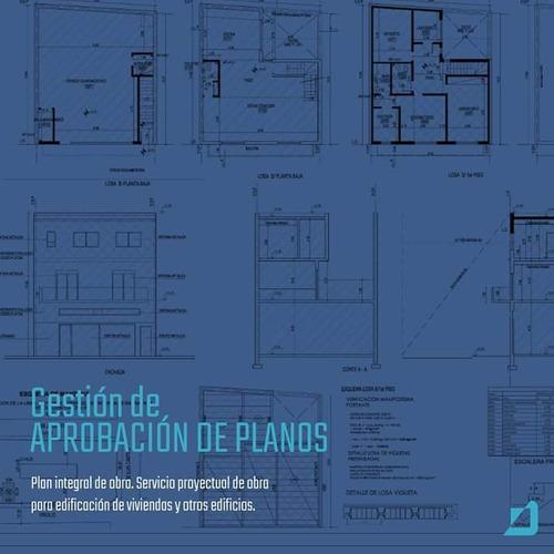 aprobación de planos municipales