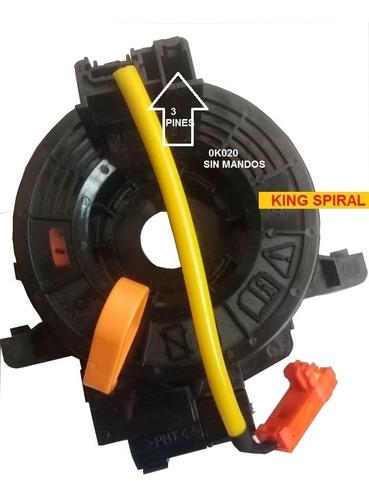 aproveche cinta espiral airbag para toyota fortuner