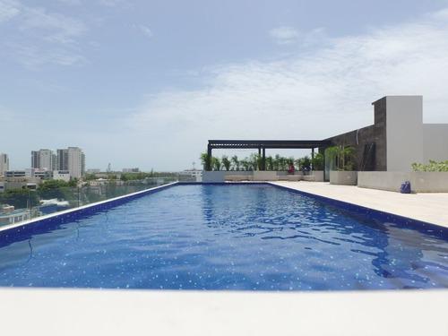aproveche ultimo penthouse paramero en cancún