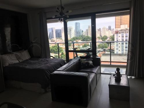 aprtamento residencial na vila nova conceição - sf24206