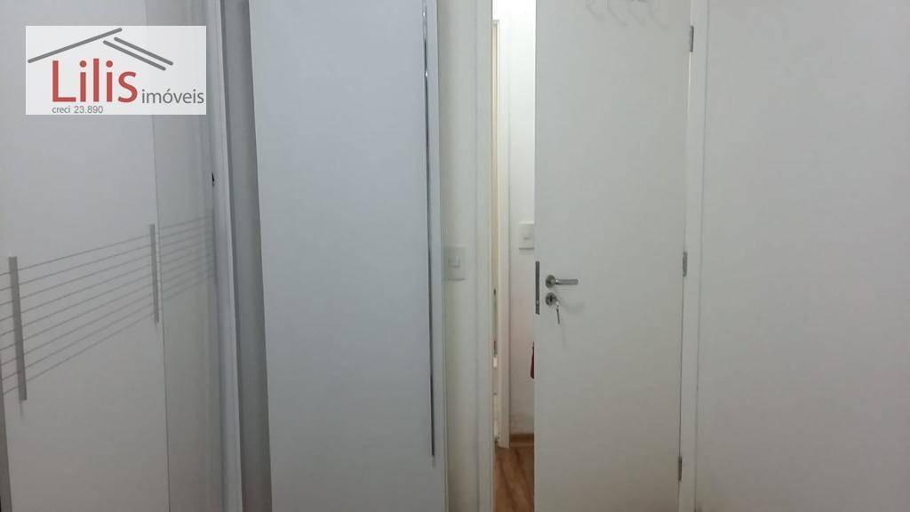 apt°. 50m²., 2 dorm., eng. goulart - ap0341
