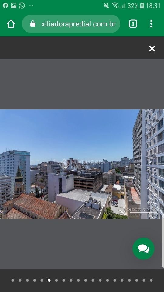 apt. centro histórico de porto alegre