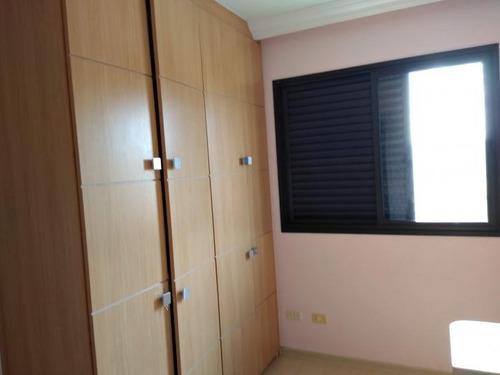 apt° jd satélite-4 dorms - 2 suites - 147 m² - 2 vagas - ap0504