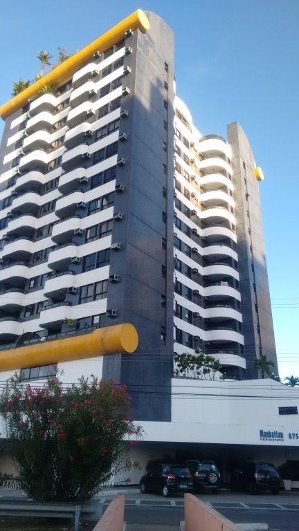 apt no cond manhattan residence com 70m² no bairro jardins - ca537