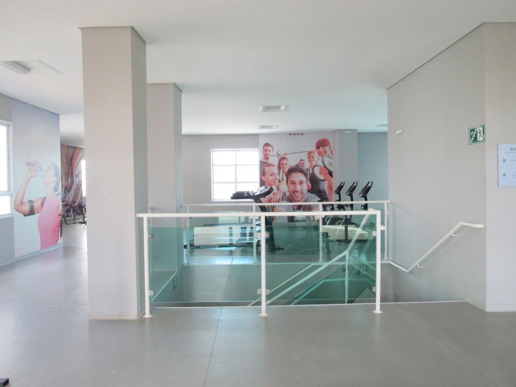 apt no cond neo residence com armários na cozinha e wc e 76m² - ca653