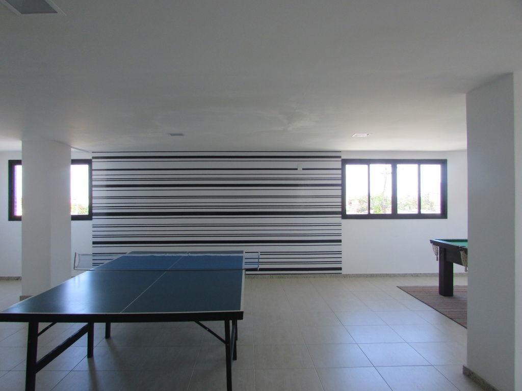 apt no cond veredas do atlântico, com 126m², armários, no bairro atalaia - cp99