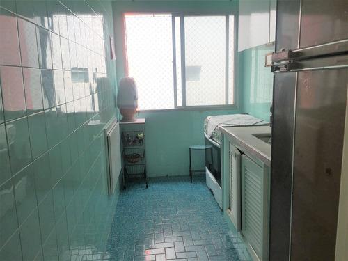 apto 01 dormitório, próximo praia, 1 vaga, vila mirim - praia grande ra1m51a - ra1m51a - 33153203
