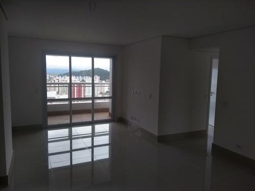 apto 02 dormitórios 02 suítes bairro canto do forte (1091)
