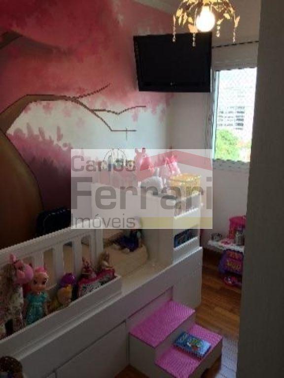 apto 02 dormitorios - suite e com varanda gourmet - metro tucuruvi - cf12486