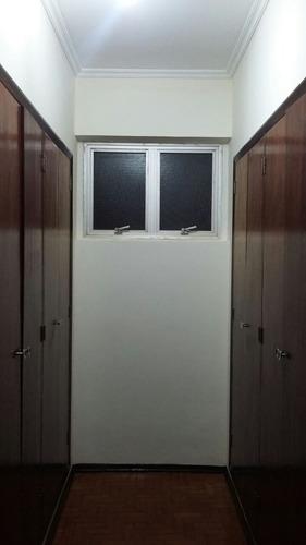 apto.  03 dorm. no centro de ribeirão preto para locação - 161017