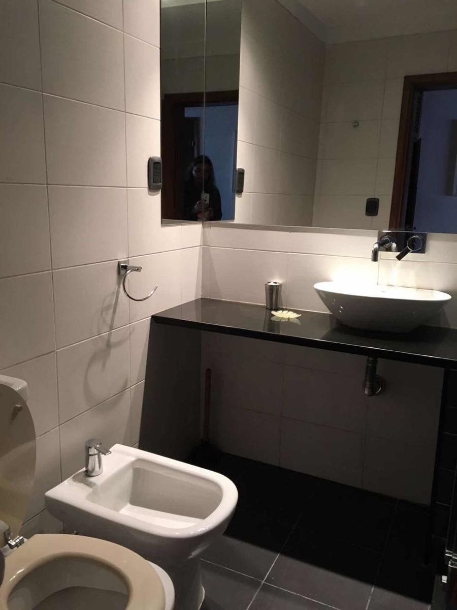 apto 1 dormitorio 1 baño. en la 20. servicio playa y mucama