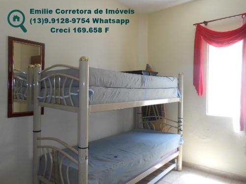 apto 1 dormitório na praia em mongaguá, oportunidade