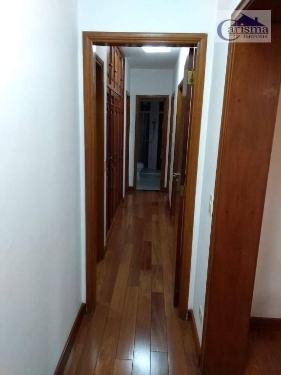apto 147 m² vila assunção santo andré - ap3375