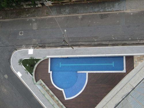 apto 152m² 3dorms/suíte - caiçara, praia grande - r$142mil - v412459