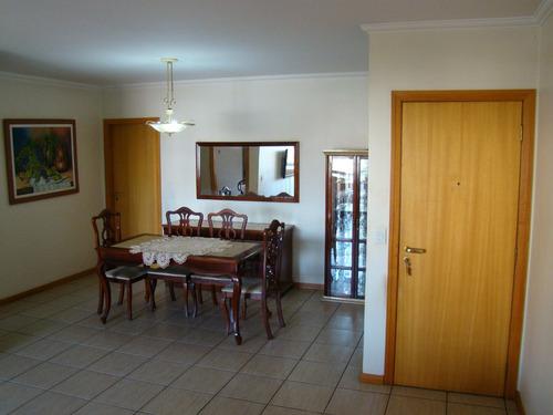 apto. 170 m2 / santa cruz / 4 quartos / 2 suites / 3 vagas