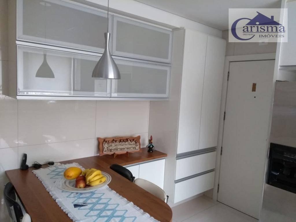 apto 192 m² centro santor andre - ap3376