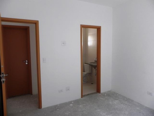 apto 2 dorm, 1 suite, 1 vg, vila mussolini, sbc - ap0510
