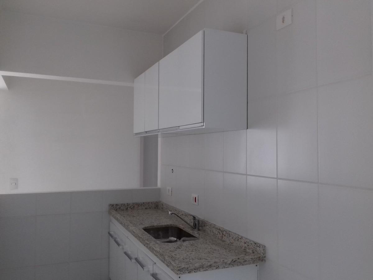 apto 2 dorm, 1 vaga, 56 m² - vila ema