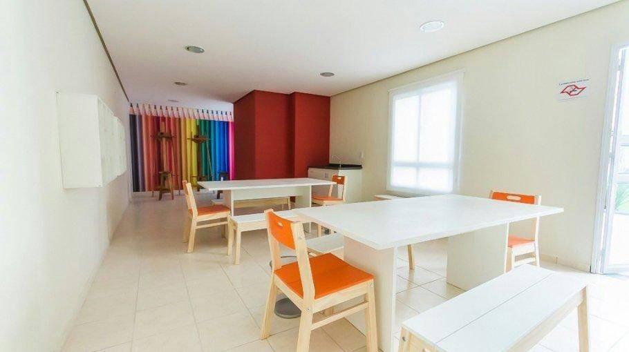 apto 2 dormitórios (1 suíte) shopping maia guarulhos lazer completo - ap1194