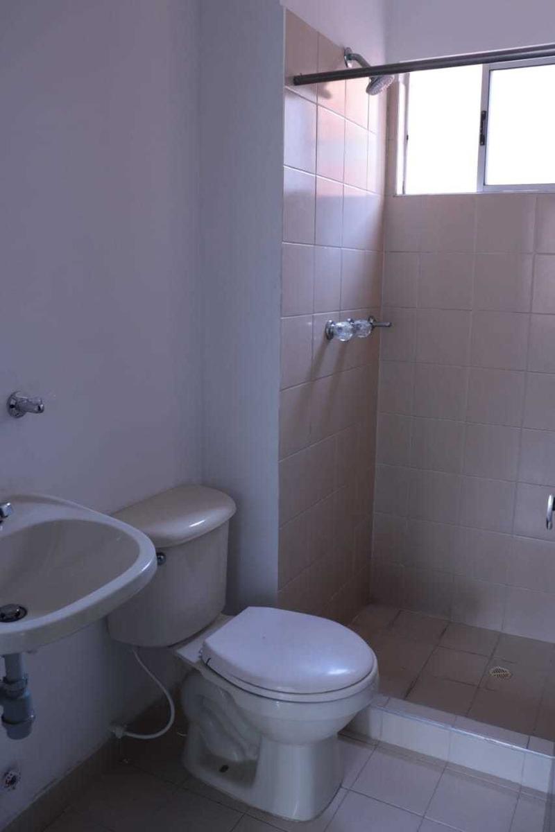 apto 2 habitaciones, estudio, 2 baños, sala-comedor, cocina