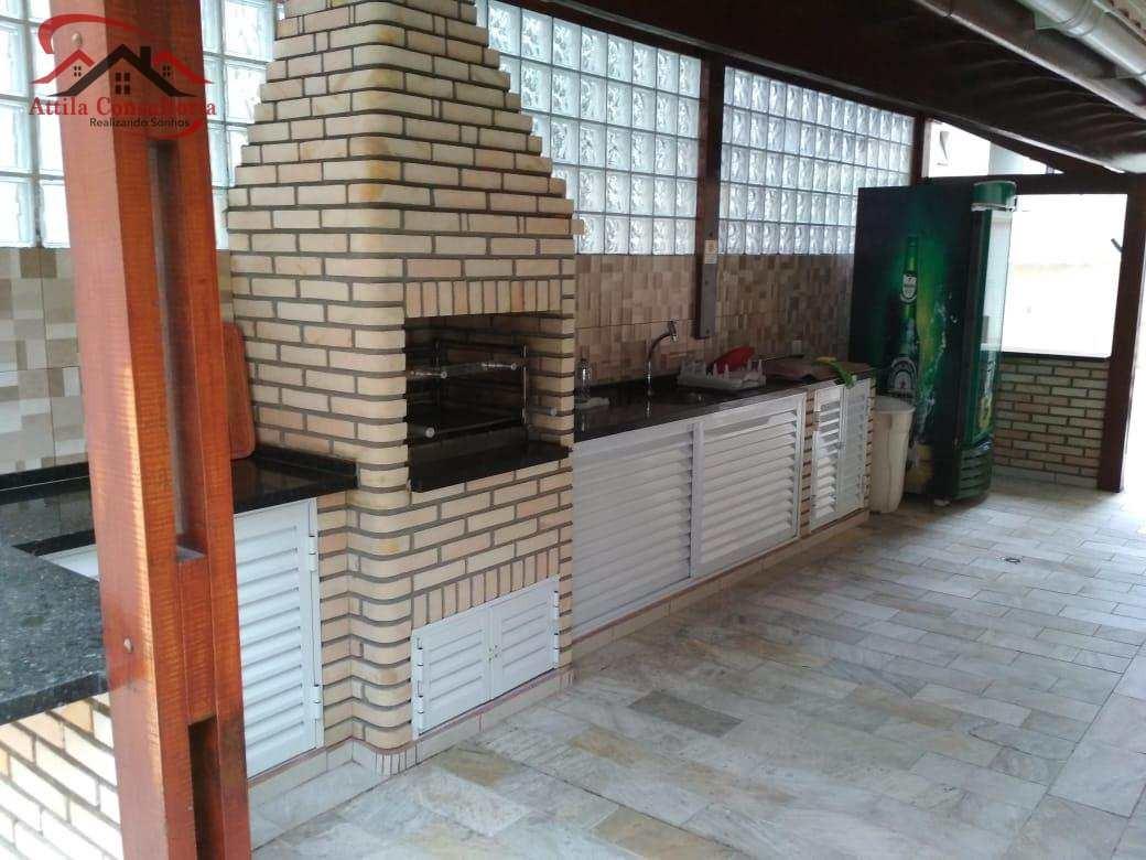 apto 2 suítes, lazer, terraço gourmet, 1 vaga, enseada - v734