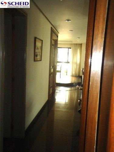 *apto 212 m² com 4 dorms, 2 suítes, 4 banheiros, 3 vagas!* - mc1071