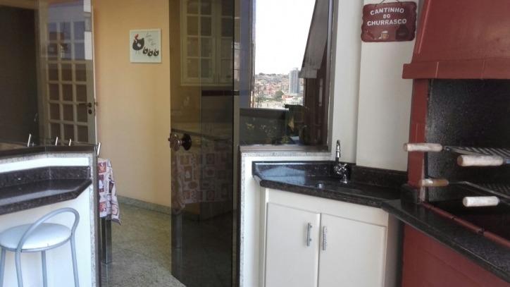 apto 272 m² no bairro jardim melhor ponto de santo andré  - 1185