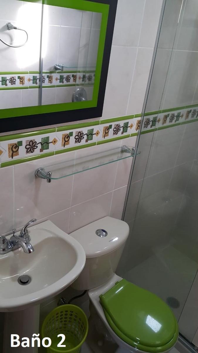 apto 3 alcobas y 2 baños -
