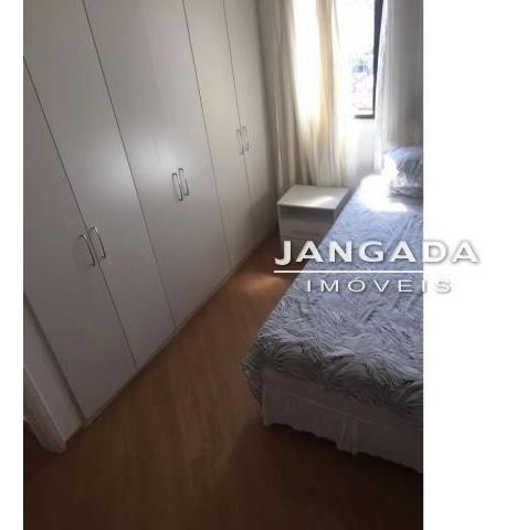 apto 3 dorm, 1 suite - 2 vagas de garagem -  cobertura em cond no jaguaribe - 10232