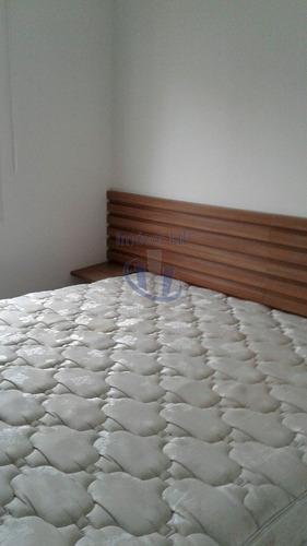 apto 3 dorm., 2 vagas, mobiliado, ao lado do pq da aclimacao com dep.empregada - v-779