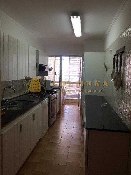 apto 3 dormitorio mas dependencia de servicio en peninsula - parada 1 mansa.-ref:61