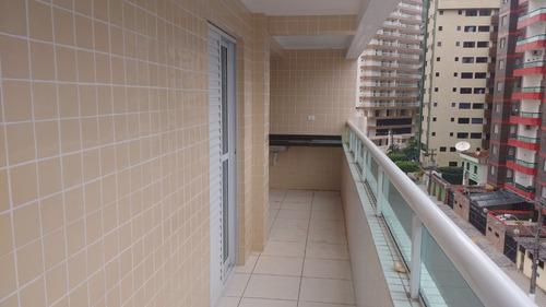 apto 3 dormitórios alto padrão vista mar tupi j-34