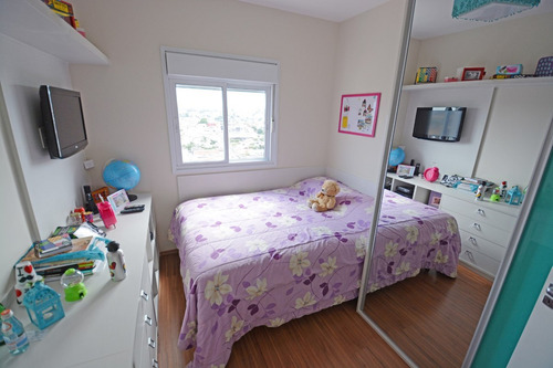 apto 3 dormitórios mogi moderno