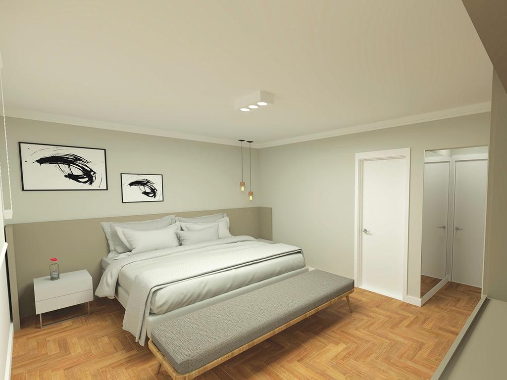 apto. 3 dorms (2 suítes) 1 vagas 145 m²