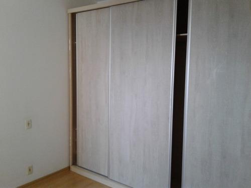 apto 3 dorms, suíte, vaga coberta, lazer, 72m² a/ú ref. 23