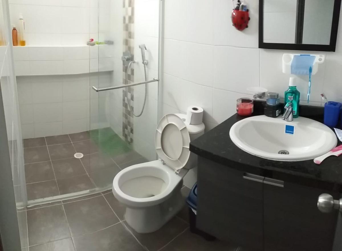 apto, 3 habitaciones, 2 baños